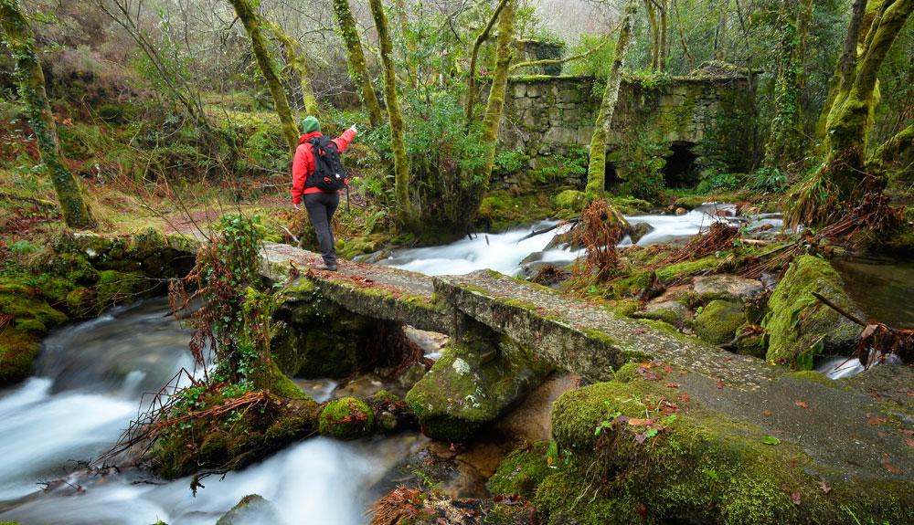 4 rutas mágicas en Galicia