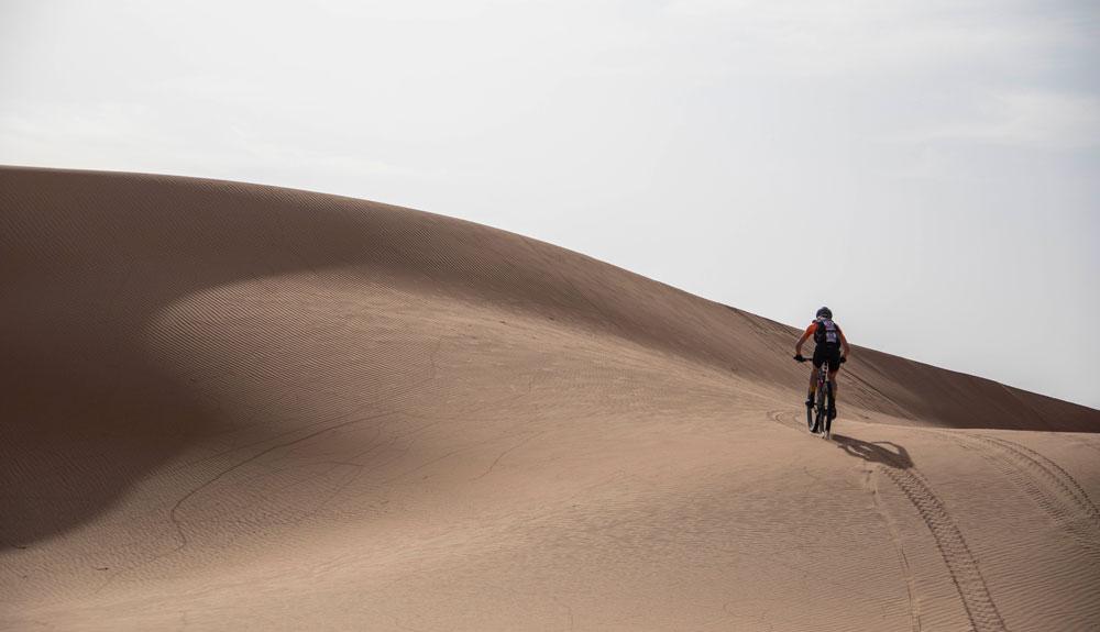 Miguel Induráin correrá la Garmin Titan Desert
