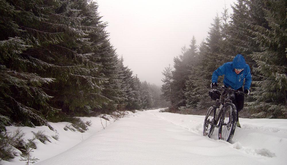 La Gran Travesía del Macizo Central francés en mountain bike
