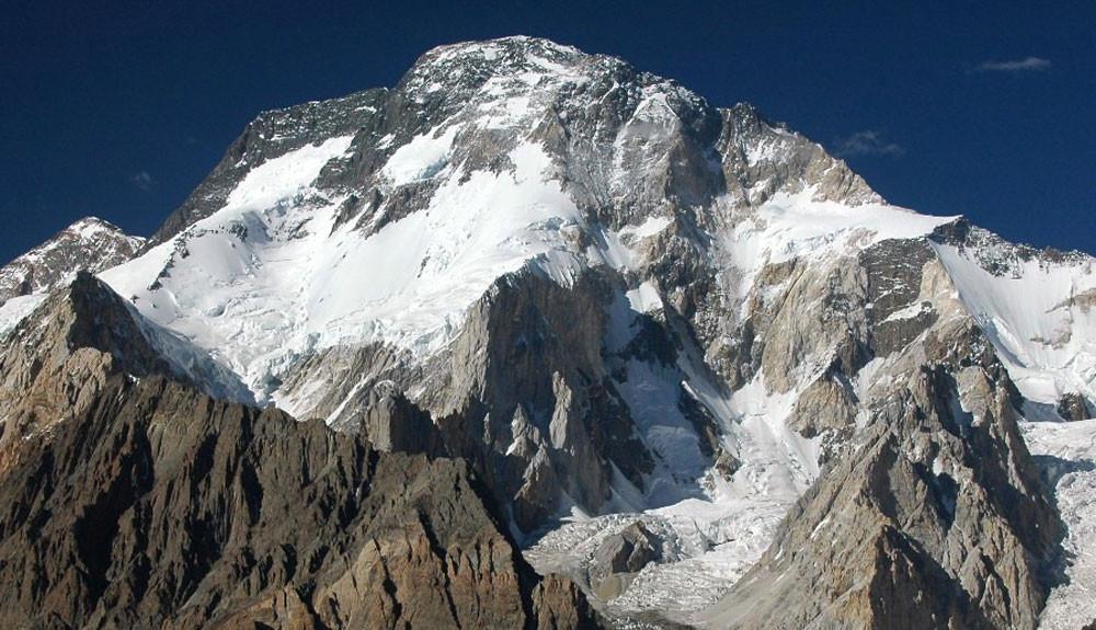 Retirada en el Broad Peak