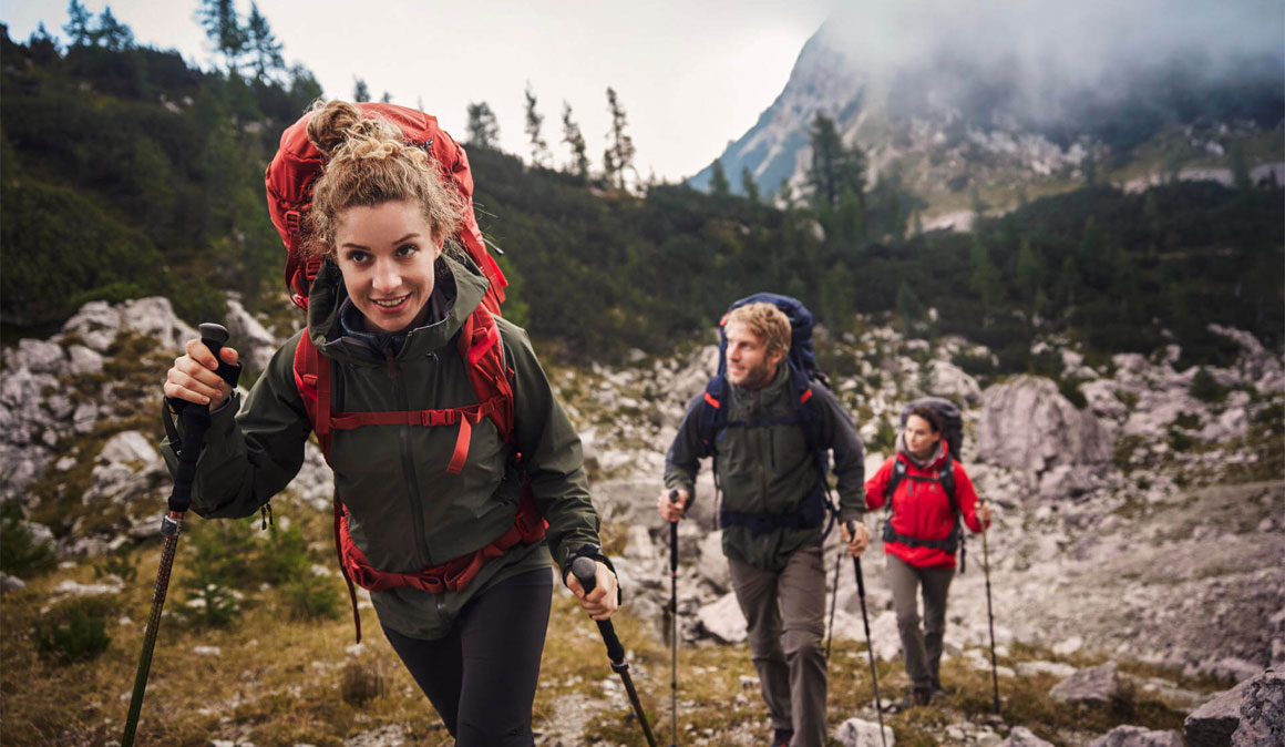 Tus primeros pasos en la montaña