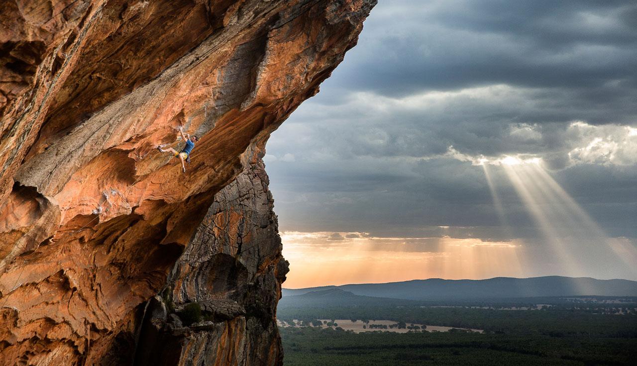 STORMY CLIMBING, por KAMIL SUSTIAK, Australia