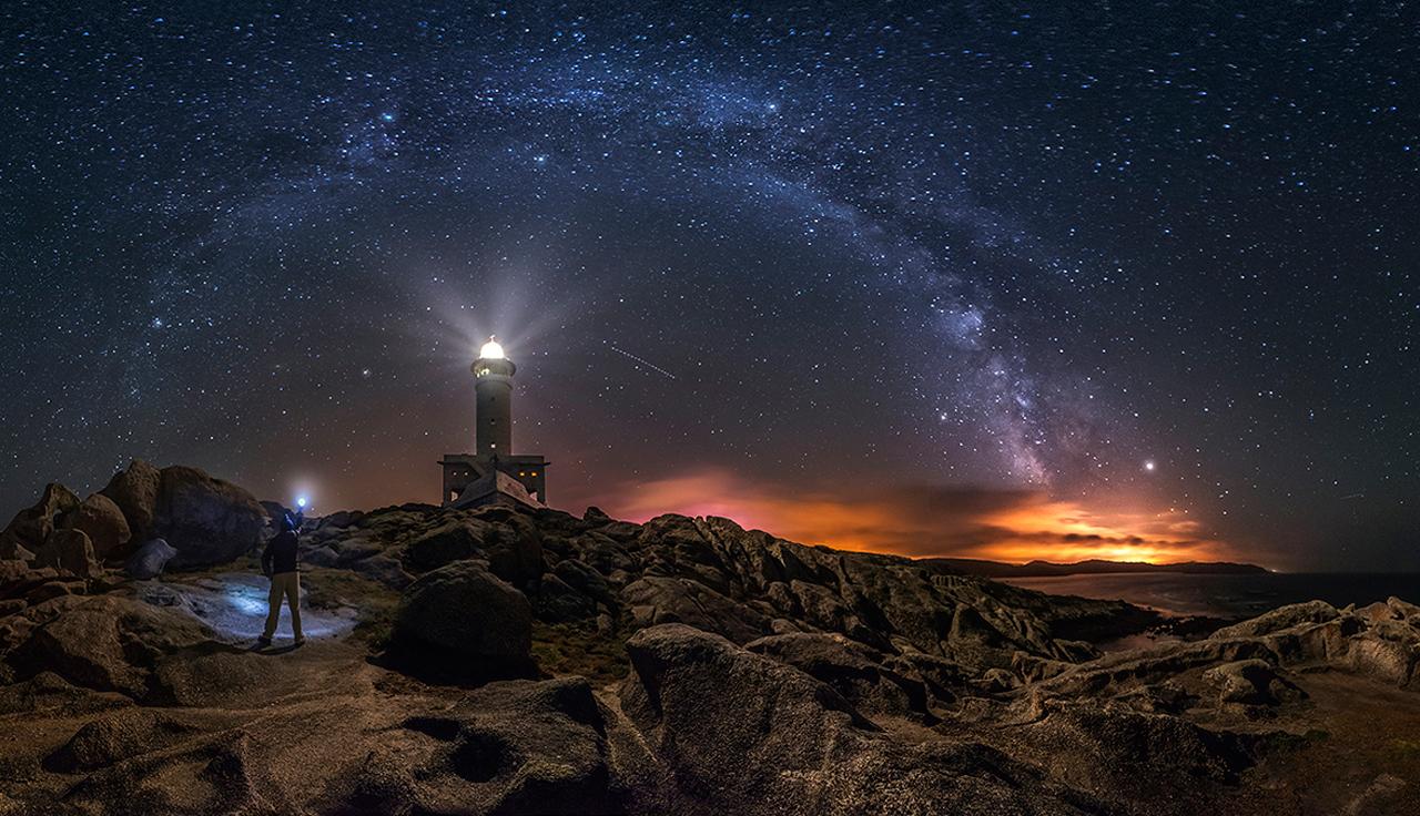 """""""Stars Panoramic"""""""