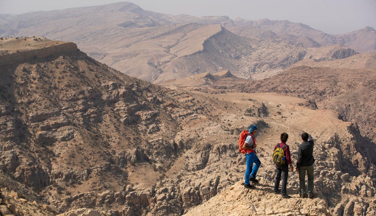 La magia del Jordan Trail