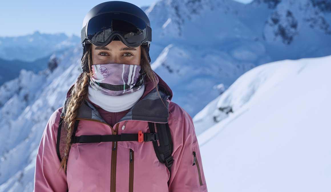 Material deportivo y sostenible: lo nuevo de BUFF® con forro polar reciclado