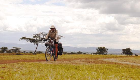 Kenia bici