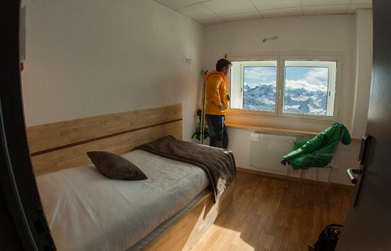 Pic du Midi habitación