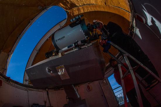 Pic du Midi telescopio