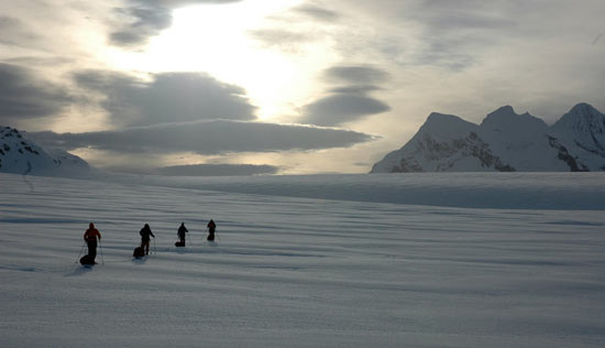 Tras las huellas de Shackleton