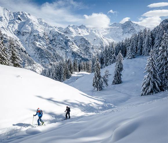 Ski Touring Valais