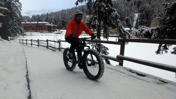 Fat Bike Crans Montana