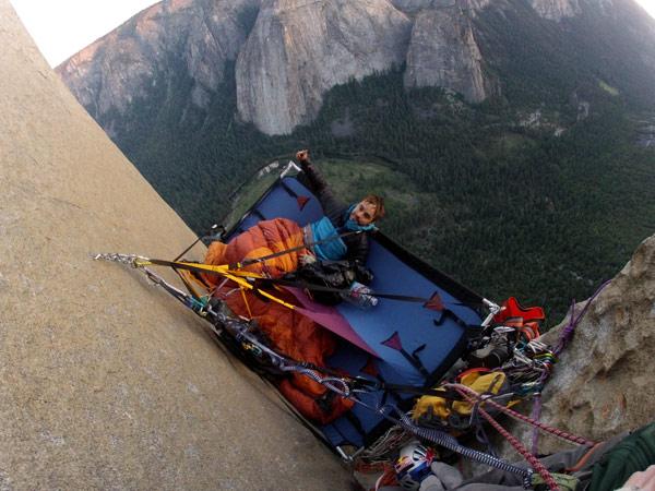 Eneko en Yosemite