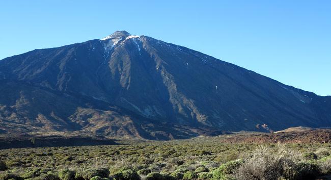 Tenerife Walking Festival Teide